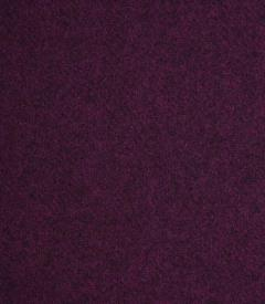 Islington wool Fabric / Grape