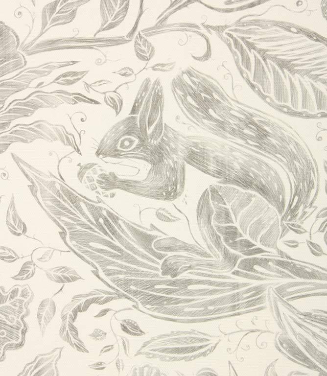 Forest Trail Fabric / Smoke