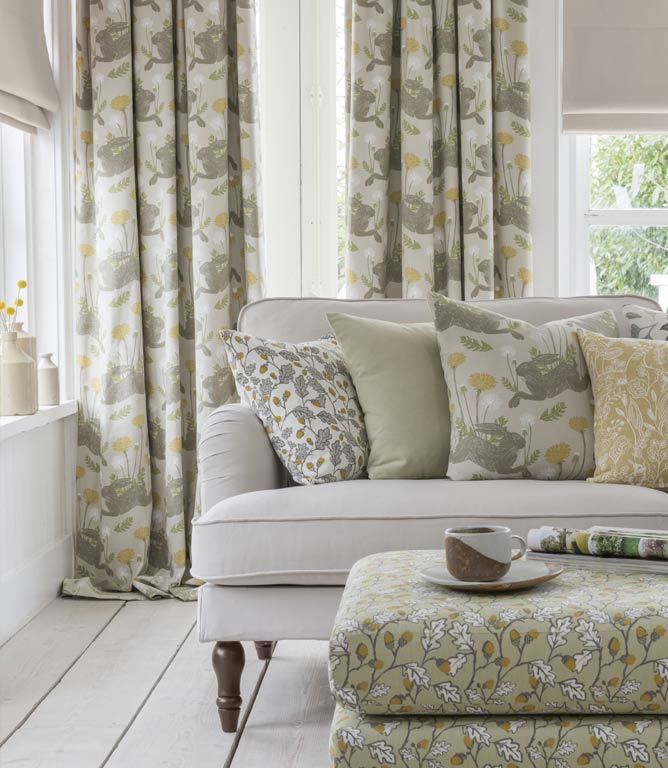 Acorn Fabric / Natural