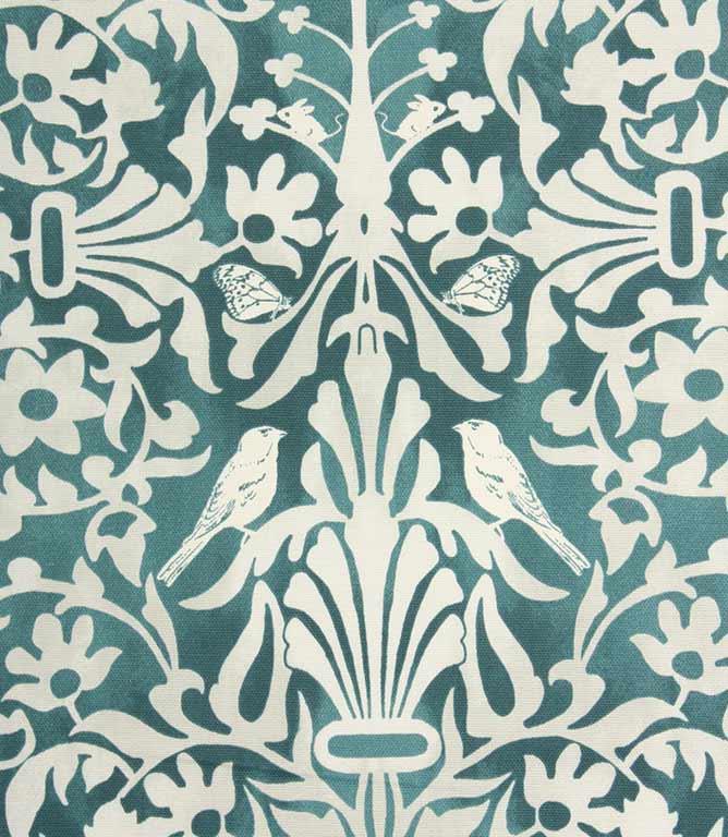 Woodgrove Fabric / Indigo