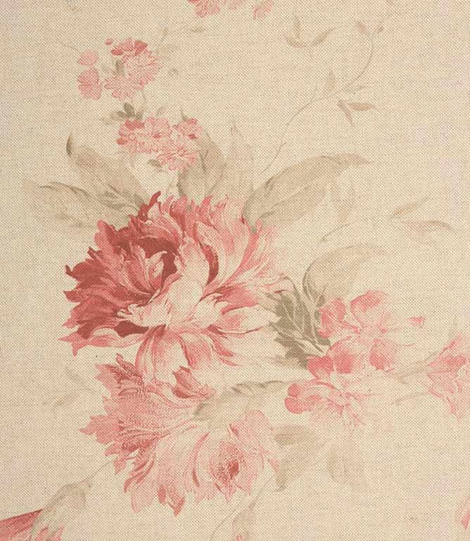 Full Roll of Red Alderley Fabric