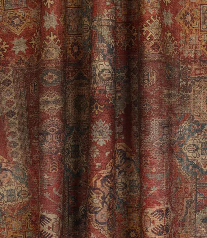 Byzantine Kilim Fabric Multi Just Fabrics
