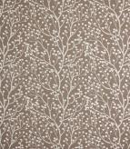 Blossom / Charcoal Fabric