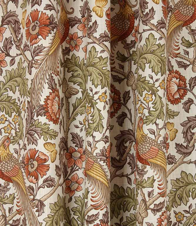 Oakmere Fabric / Henna