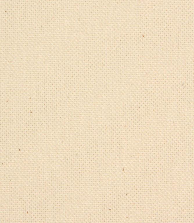 Organic Cotton Fabric / Natural