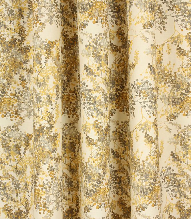 Fibre Naturelle Fabrics Camille Fabric / Ochre