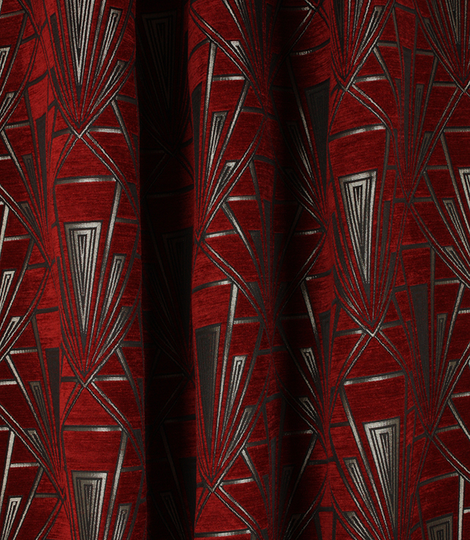 Fibre Naturelle Fabrics Gatsby Fabric / Tamara