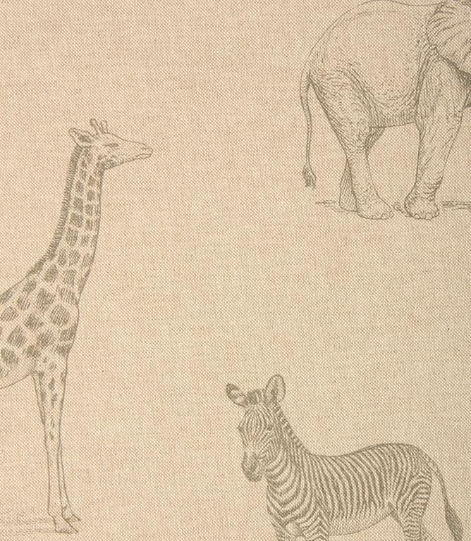 Zambia Fabric / Grey