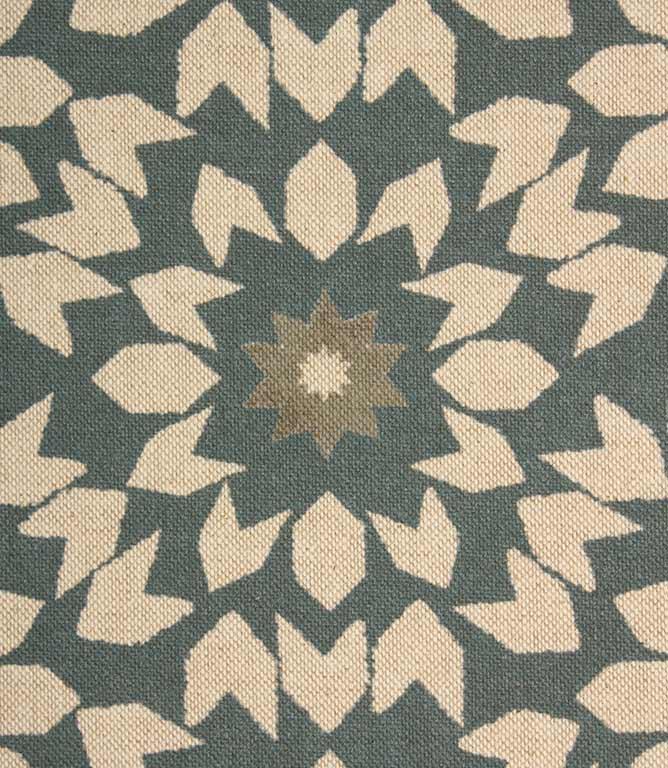 Juniper Fabric / Indigo
