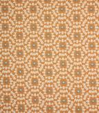 Juniper Fabric / Burnt Orange
