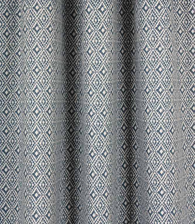 Aztec  Fabric / Indigo