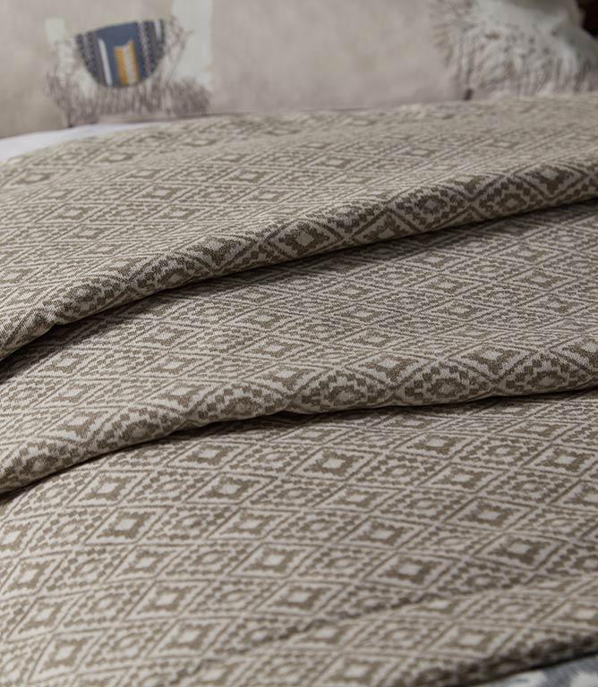 Aztec  Fabric / Smoke