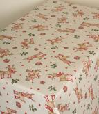 Rudolph Acrylic / Cream Fabric
