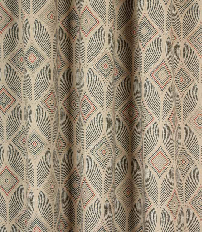 Zulu Fabric / Indigo