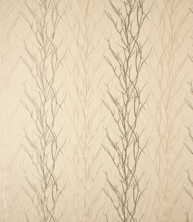 Shell Rowan Fabric Remnant