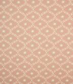 Daisy Trellis Fabric / Blush