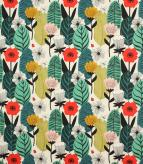 Blooma Fabric / Poppy