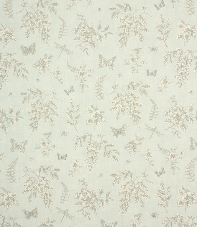 Summerby Fabric / Sea Spray