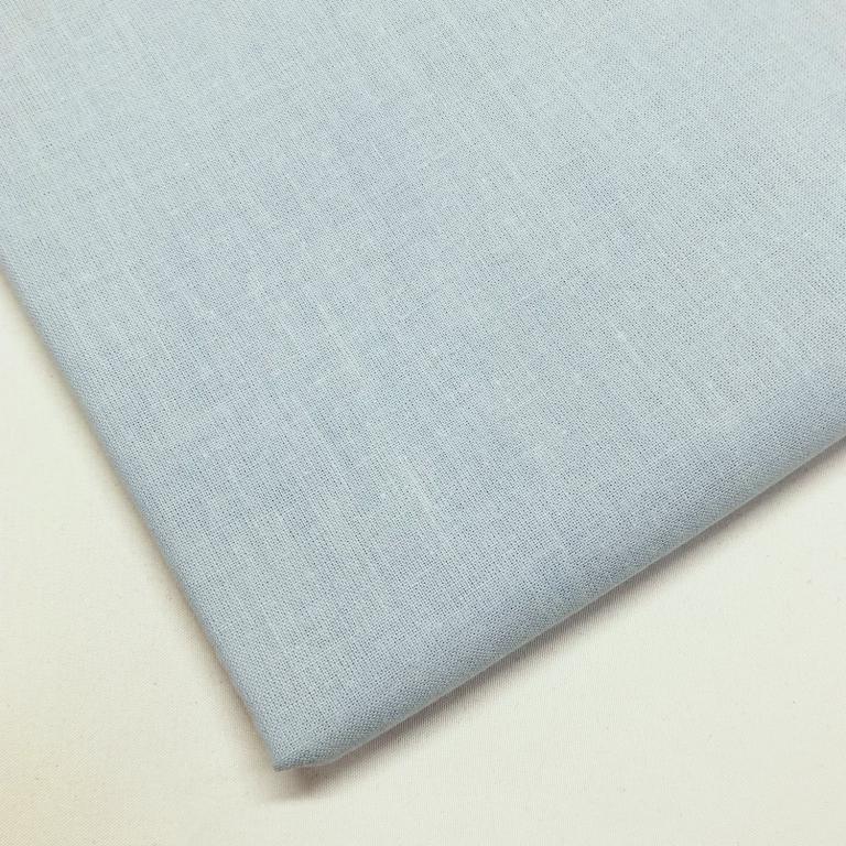 Craft Plain Fabric / Light Blue