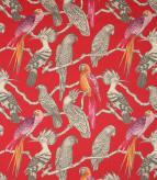 Aviary / Pomegranate Fabric