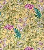 Botanical Outdoor / Yellow Fabric