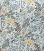 Botanical Outdoor Fabric / Neutral