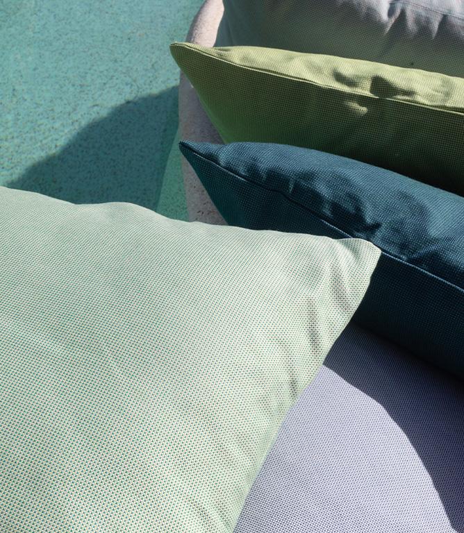 Salcombe Outdoor Fabric / Gris