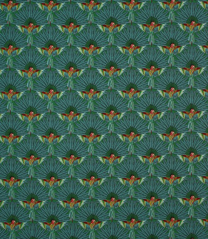 Parrot Paradise  / Emerald