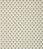Vespa Bees Fabric / Gold / White