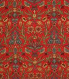 Ruskin / Red Fabric