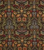 Ruskin Fabric / Brown