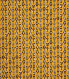 Warrior Mask Fabric / Yellow