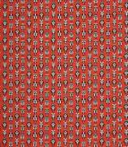 Warrior Mask Fabric / Rouge