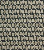 Oak Leaf Fabric / Midnight