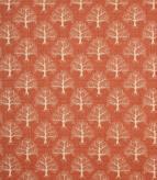 Great Oak / Paprika Fabric