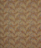 Zoe Embroidery Fabric / Bronze / Tortilla