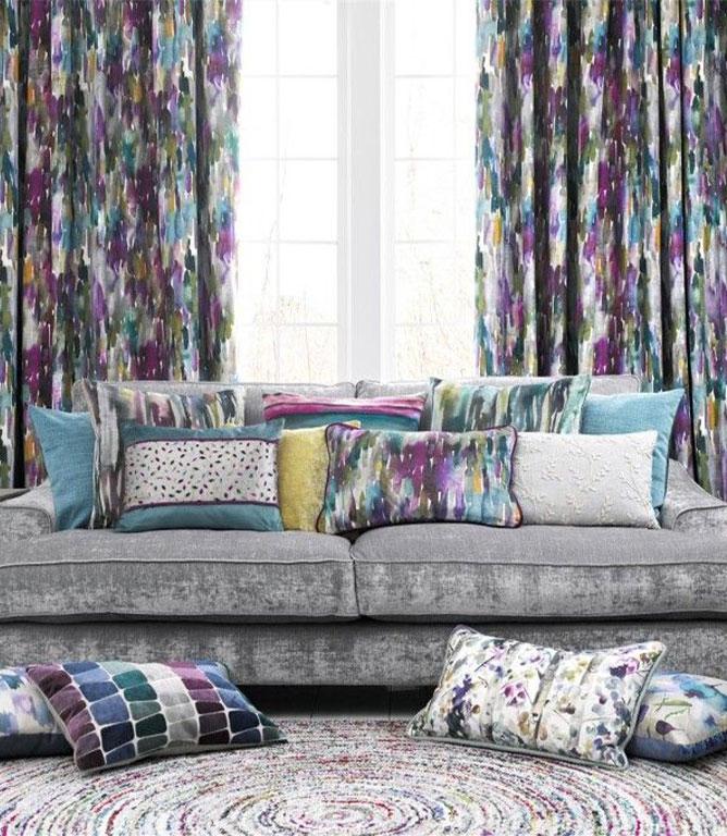 Voyage Maison Azima Fabric / Indigo