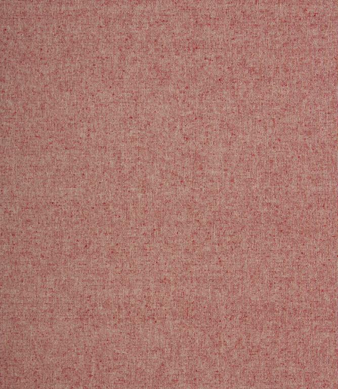 Red Dursley Eco Fabric