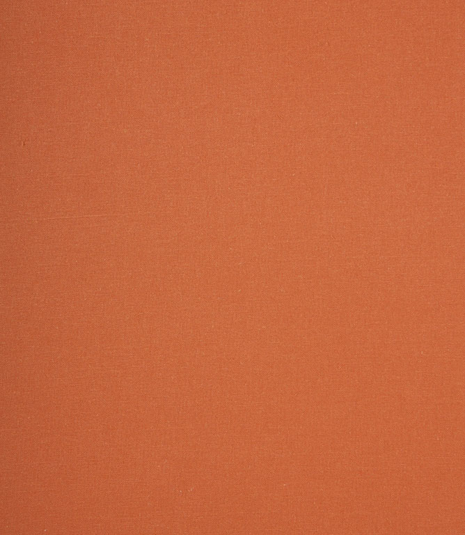 Terracotta JF Recycled Linen Fabric