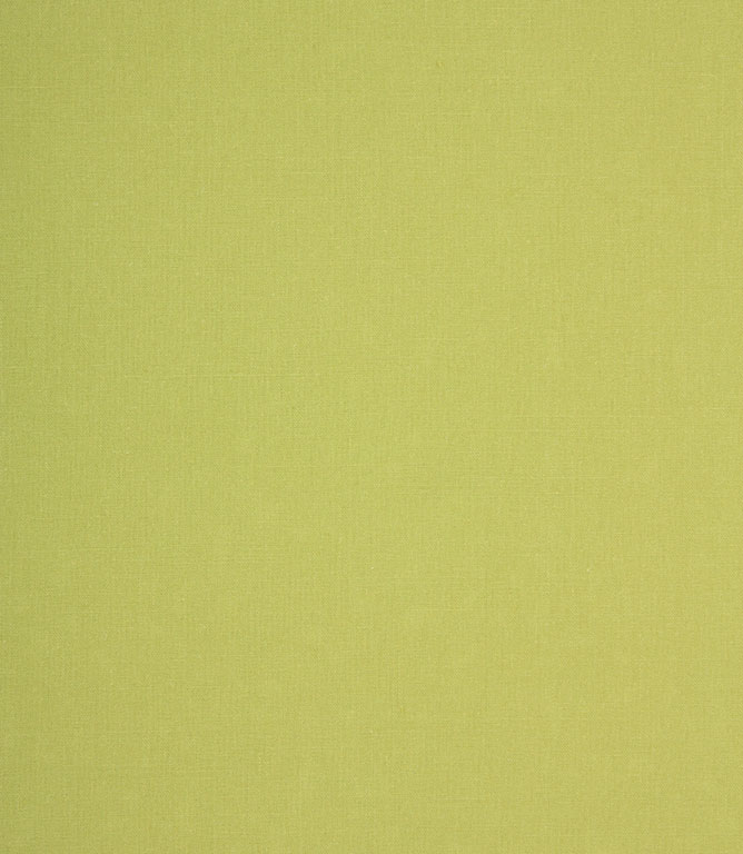 Lime JF Recycled Linen Fabric