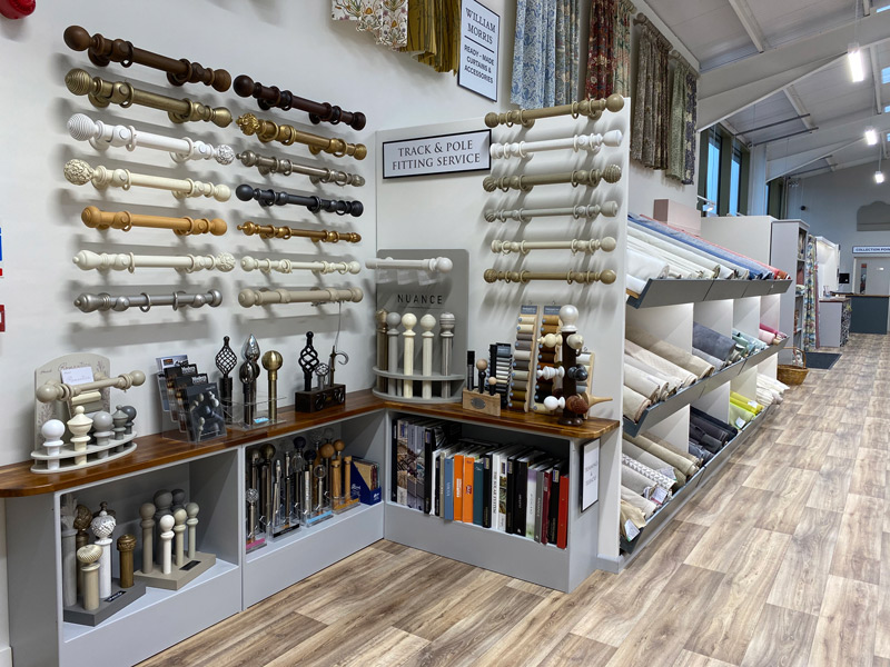Cheltenham Fabric Shop Just Fabrics