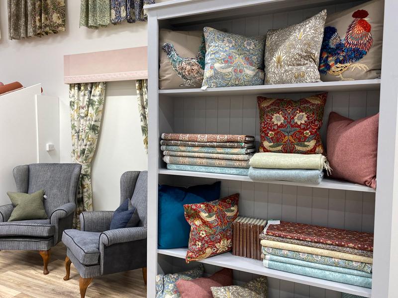 Cheltenham Fabric Shop