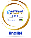E-commerce Awards 2013 - Finalist