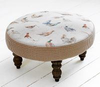 Footstools & Ottomans - Gamebirds Cato Footstool