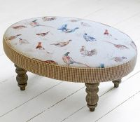Footstools & Ottomans / Gamebirds Ceres Footstool