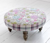 Footstools & Ottomans - Lisolaith Cato Footstool