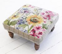 Footstools & Ottomans / Kastra Sunflower - Footstool