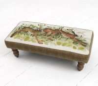 Footstools & Ottomans - Racing Hares Mya Footstool
