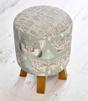 Footstools & Ottomans - Nocturnal Monty Footstool