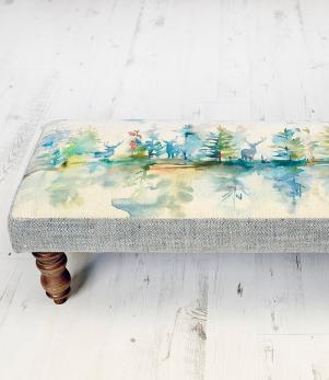 Footstools & Ottomans - Wilderness Mya Footstool
